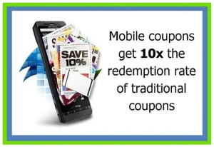Mobile Coupon stat 10x